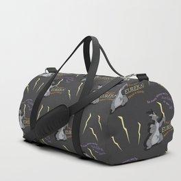 Stumbling in the Dark Duffle Bag