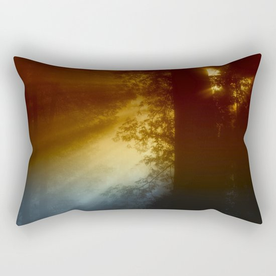 CALIFORNIAN FOG Rectangular Pillow