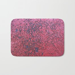 Rusted Red Wall Bath Mat