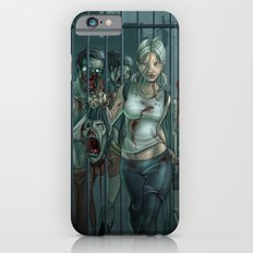 Zombie Slayer Slim Case iPhone 6s