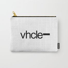 Vhcle Magazine Logo Carry-All Pouch