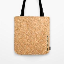 Cork board Tote Bag