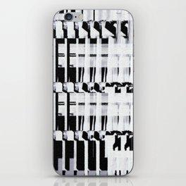 Jazz II iPhone Skin