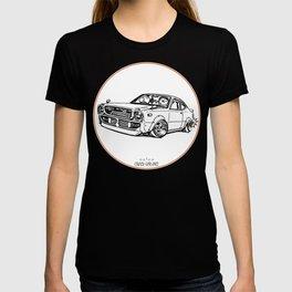 Crazy Car Art 0066 T-shirt