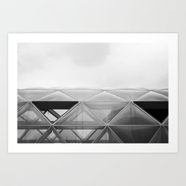 Architexture 2. Art Print