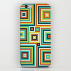 Be Squared! iPhone & iPod Skin