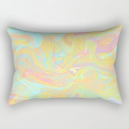 Psychedelia Rectangular Pillow