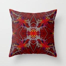 Always somewhere there's war ... Throw Pillow