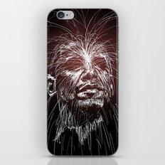 Obama Fireworks iPhone & iPod Skin
