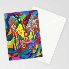 Go That Way! Stationery Cards