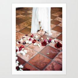 Mystic Bride Art Print