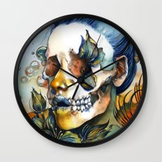 Queen of SHE Wall Clock