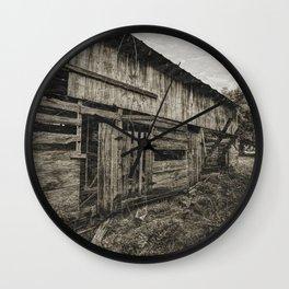 The Old Barn Wall Clock