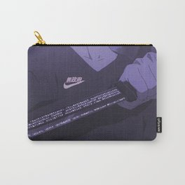 Sad anime aesthetic - Don't mess with me Carry-All Pouch