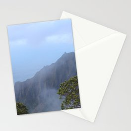 Fog Lifting Stationery Cards