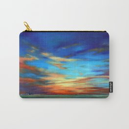 Sunset in the Heartland Carry-All Pouch