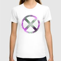 x men T-shirts featuring X-Men by Trey Crim