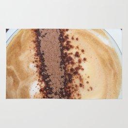 Cappuccino Coffee Rug