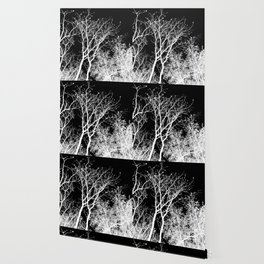 Branching Out In Light And Dark Wallpaper