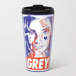 Sasha Has A Posse Travel Mug