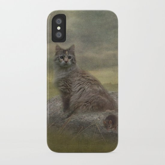 The Mouser iPhone Case