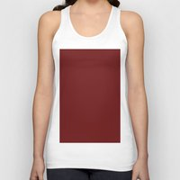 persian Tank Tops featuring Persian plum by List of colors