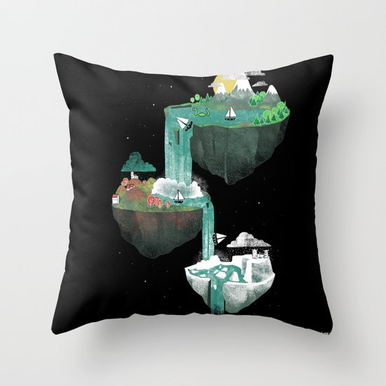 Well Seasoned Throw Pillow