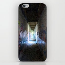 Exit from Reality iPhone Skin