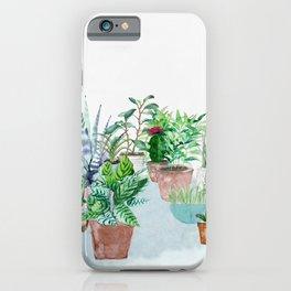 Plants 2 iPhone Case