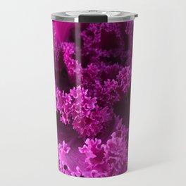 Serie Texturas - Flor - | CleMpasS.cOm | Wayoyo.Org | Travel Mug