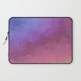 Temperature Pastel Splash Laptop Sleeve