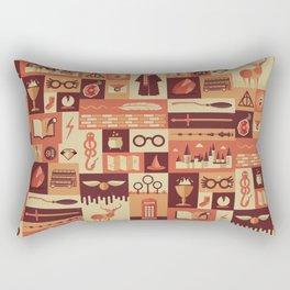 Accio Items Rectangular Pillow