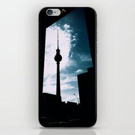 framed iPhone Skin