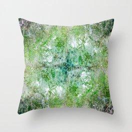 Silkworm Throw Pillow