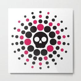 DeathParade Logo Metal Print