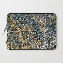 Beach Shell Sand Laptop Sleeve