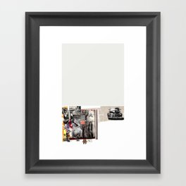 ROUGHKut#010916 Framed Art Print