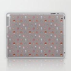 SWEET TOOTH pattern! Laptop & iPad Skin