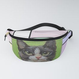 Cat Quote Fanny Pack