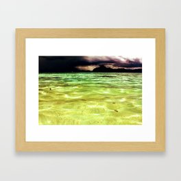 Palawan I Framed Art Print