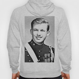 Donald Trump - 1964 New York Military Academy Hoody