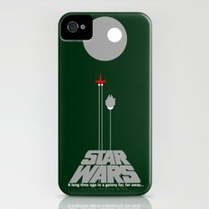 A New Hope IV iPhone (4, 4s) Slim Case