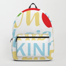 The Best Kind Of Mom Raises A Teacher Backpack
