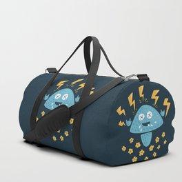 Heavy Metal Mushroom Duffle Bag