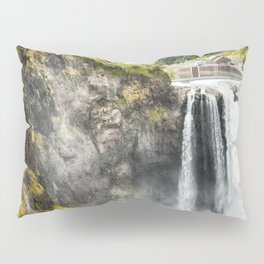 Snoqualmie Falls, Washington State Pillow Sham