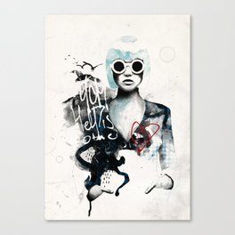 Hells People Canvas Print