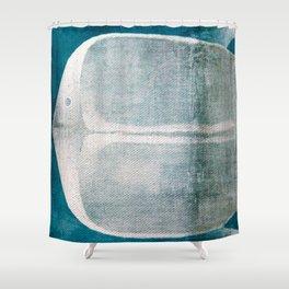 Mola Mola 3 Shower Curtain