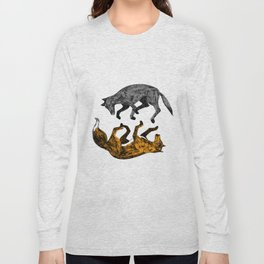 WOLF-FOX Long Sleeve T-shirt