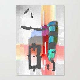 Hallucinatory Smut Canvas Print