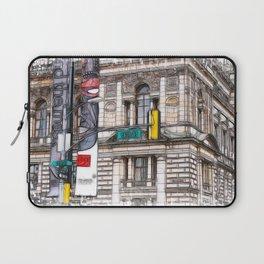 15th street Glasow Laptop Sleeve